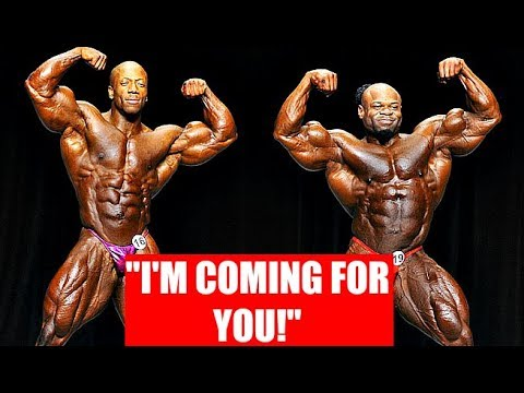 Kai Greene says he's coming for Shawn's title next year
