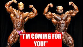 Kai Greene says he's coming for Shawn's title next year Mp3