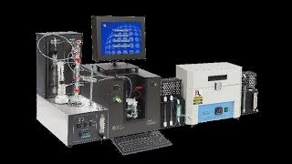 TC/TOC & TIC Analysis with Furnace, Acidification Unit, and Coulometer