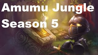 Amumu Jungle - Season 5 - Patch 5.12 - League of Legende - Build do Minerva - [PT-BR] - 1080p