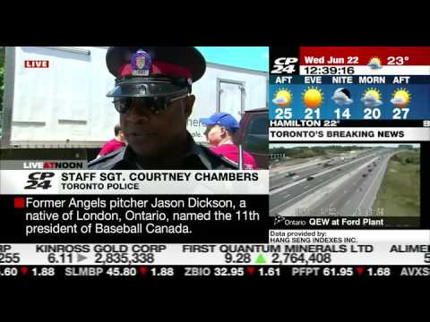 CP24 - Project Water 2016 - 13 Division - Toronto Police ...