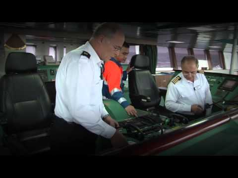 Bridge Team Management: Pilot Onboard!