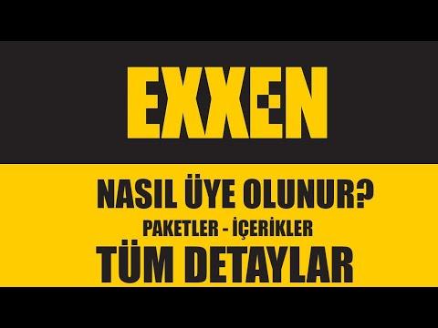 Exxen Üye Olma | Exxen Paket Bilgileri | Exxen İçerikleri  | TÜM DETAYLAR