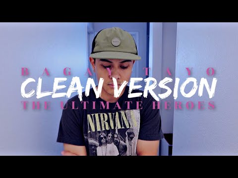 """""""Bagay Tayo"""" CLEAN  - Allmo$t  POP PUNK COVER by The Ultimate Heroes"""