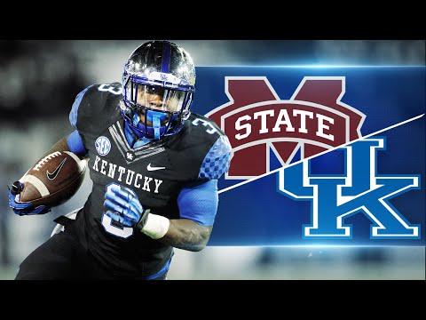 Kentucky Wildcats TV: Football vs MSU
