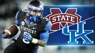 Kentucky Wildcats TV: Football vs MSU