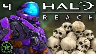 Race to The Salty Spire - Halo Reach: LASO (Part 4)