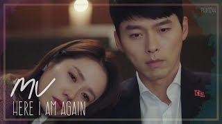 Here I Am Again Baek Yerin Crash Landing on You OST Pt 4