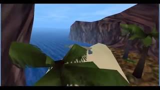 GoldenEye 007 - Island