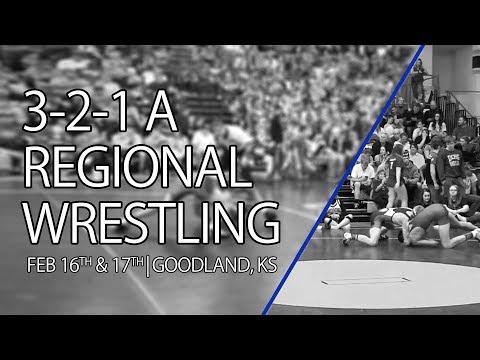 Nex-Tech GameTime 3-2-1A Regional Wrestling