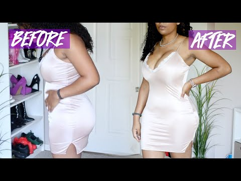 GET A FLAT STOMACH WITH SHAPEWEAR | SHAPERMINT TRY ON HAUL AND REVIEW.  http://bit.ly/2ktFpIO