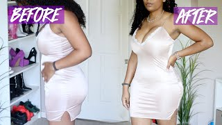 GET A FLAT STOMACH WITH SHAPEWEAR | SHAPERMINT TRY ON HAUL AND REVIEW