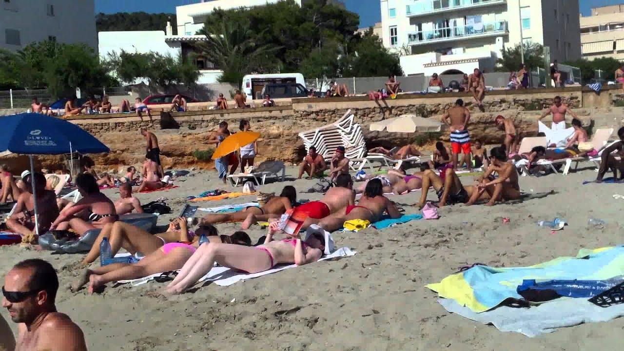 Outstanding Beach Ibiza 2012 San Antonio Youtube