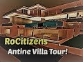 OUT COME OF GRINDING -Antine villa house tour(Rocitizens)