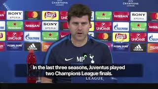 Harry Kane calls for self-belief ahead of Tottenham Hotspur clash vs Juventus