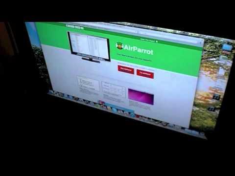mac bild auf apple tv mit airparrot vor mountian lion theaskarum - Wie Man Ein Kingsizekopfteil Aus Einer Alten Tr Macht
