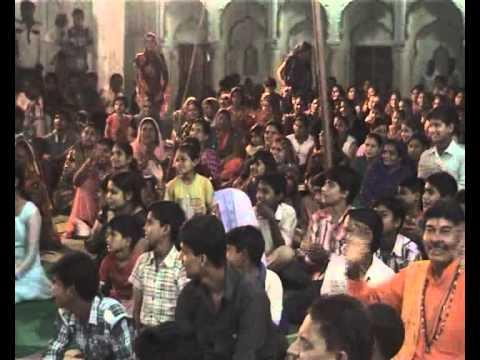 Shyam ke bina tum aadhi, Radhe Radhe Lakkha Bhajan Perform by Arun Mani Lakkha