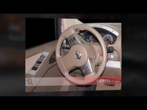 Rdash®  Nissan Frontier Dash Kits