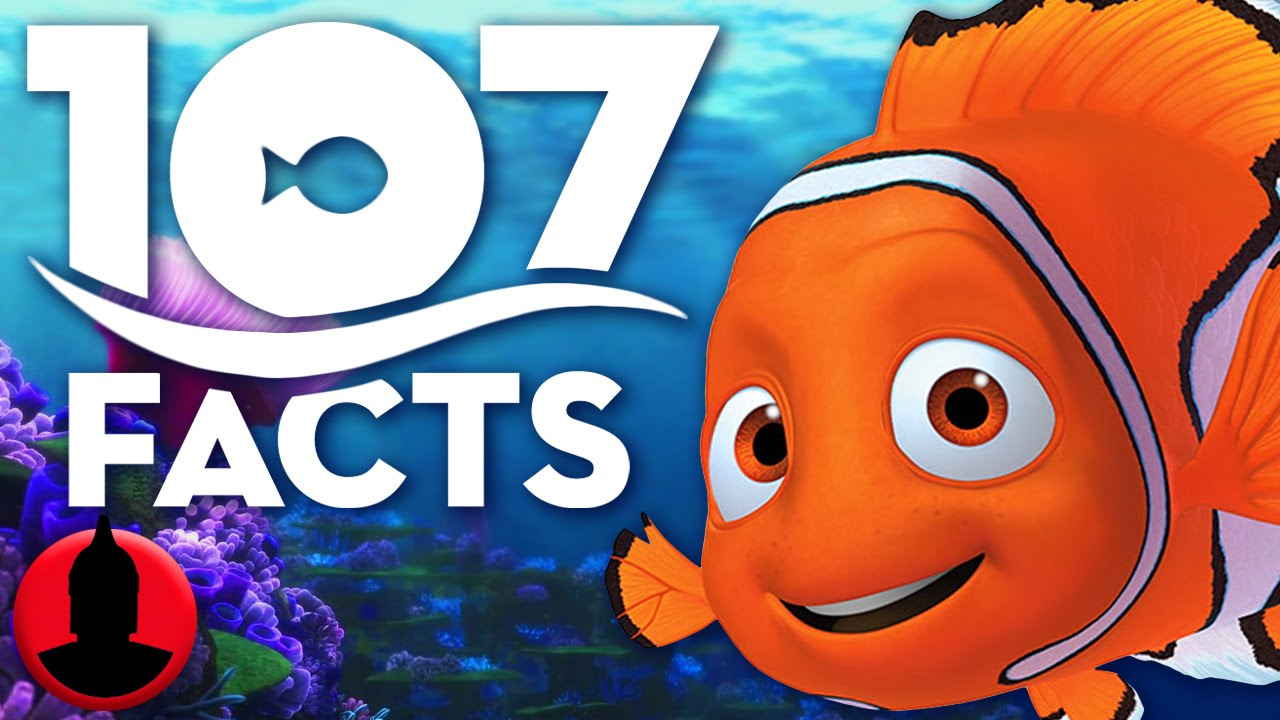 Facts About Finding Nemo