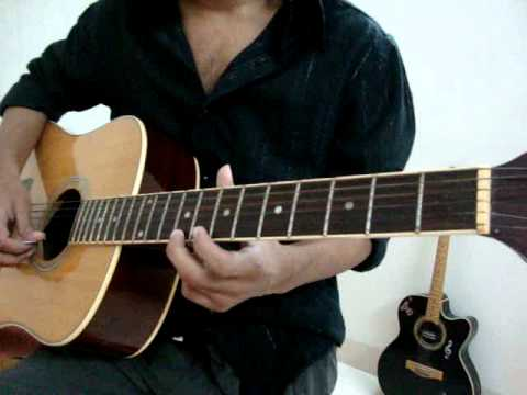 Aa Zara - Intro Guitar Tab