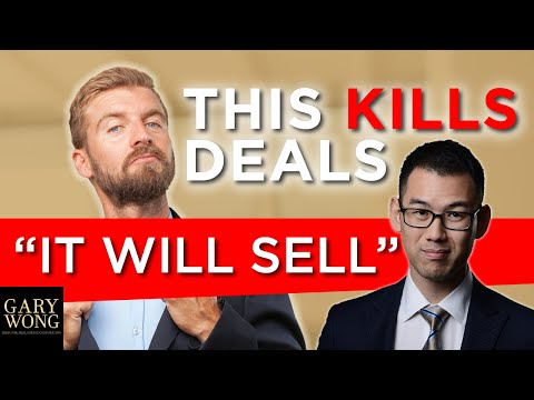If You Don't Show It, I Don't Care, It'll Sell | How Realtors Kill Deals