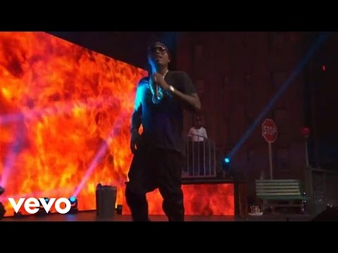 Nas - Hate Me Now (Live at #VEVOSXSW 2012)