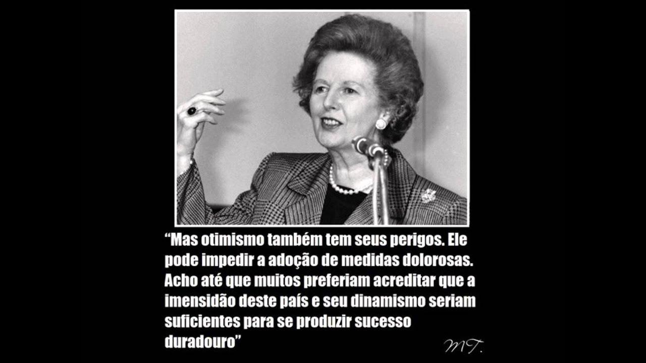 Frases De Margaret Thatcher Youtube