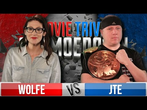 Movie Trivia Schmoedown - Clarke Wolfe Vs. JTE