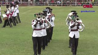 World best band display by Kenya Administration Police