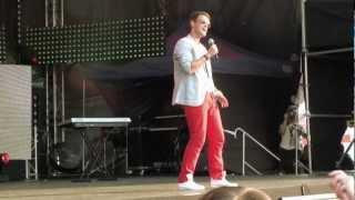 Mega Jump (XVII Ogólnopolski Festiwal Muzyki Tanecznej Ostróda 2012)