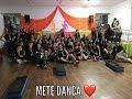 Mete dança-- ACADEMIA MASTER coreografias fitdance