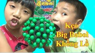 Kẹo Cao Su Big Babol Hình Quả Dưa Khổng Lồ❤ Baby channel❤