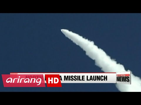 NEWSLINE AT NOON 12:00 N. Korea fires two ballistic missiles into East Sea: S. Korean military