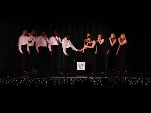 Northwest Catholic High School's jazz choir sings for you this Christmas