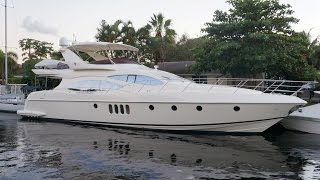 Azimut 68 Flybridge 2005 for Sale