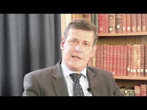 Fiscal Jorge Díaz - 5 años al frente de la Fiscalía General de la Nación