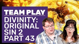 Let's Play Divinity Original Sin 2 | Part 43: How Do You Pronounce Aeteran?