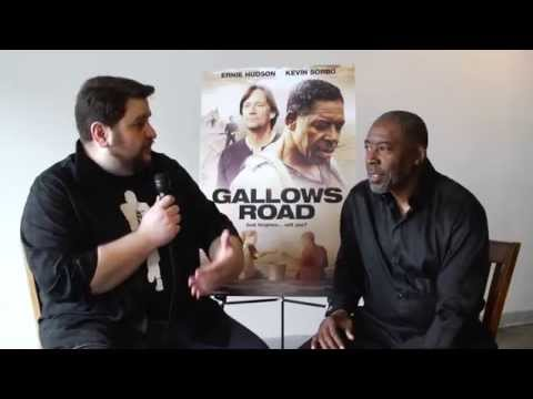 Ernie Hudson interview on GALLOWS ROAD, GHOSTBUSTERS, THE CROW, OZ and BLACK PANTHER