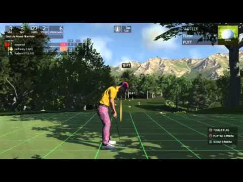 Golf Club LIVESTREAM cam 1