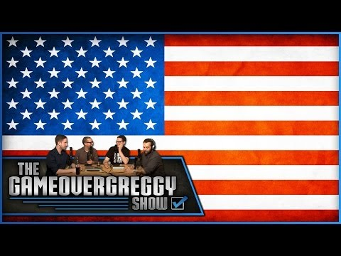 Kicked Out of America - The GameOverGreggy Show Ep. 28 (Pt. 3)