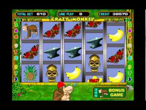 играть в игровой автомат обезьяны