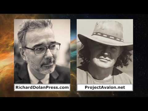 Richard Dolan talks to Bill Ryan in depth: Corey Goode, Andy Basiago, Bill Tompkins, MUFON, and more