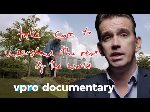 Peter Frankopan - The silk roads - VPRO documentary - 2017
