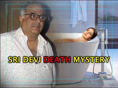 Sridevi death mystery - dubai hotel reveals........?