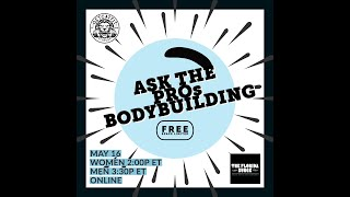 Ask The Pros - Bodybuilding Panel | GETCATFIT