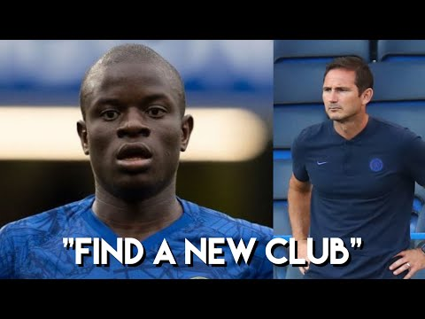 EXCLUSIVE | Lampard lines up monster signing as Chelsea tell Kante to find new club