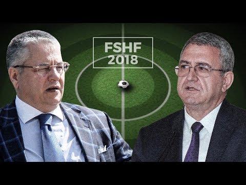 """""""BETEJA E MADHE E FUTBOLLIT"""" - Përplasja e ashpër e kandidatëve Duka - Fino"""