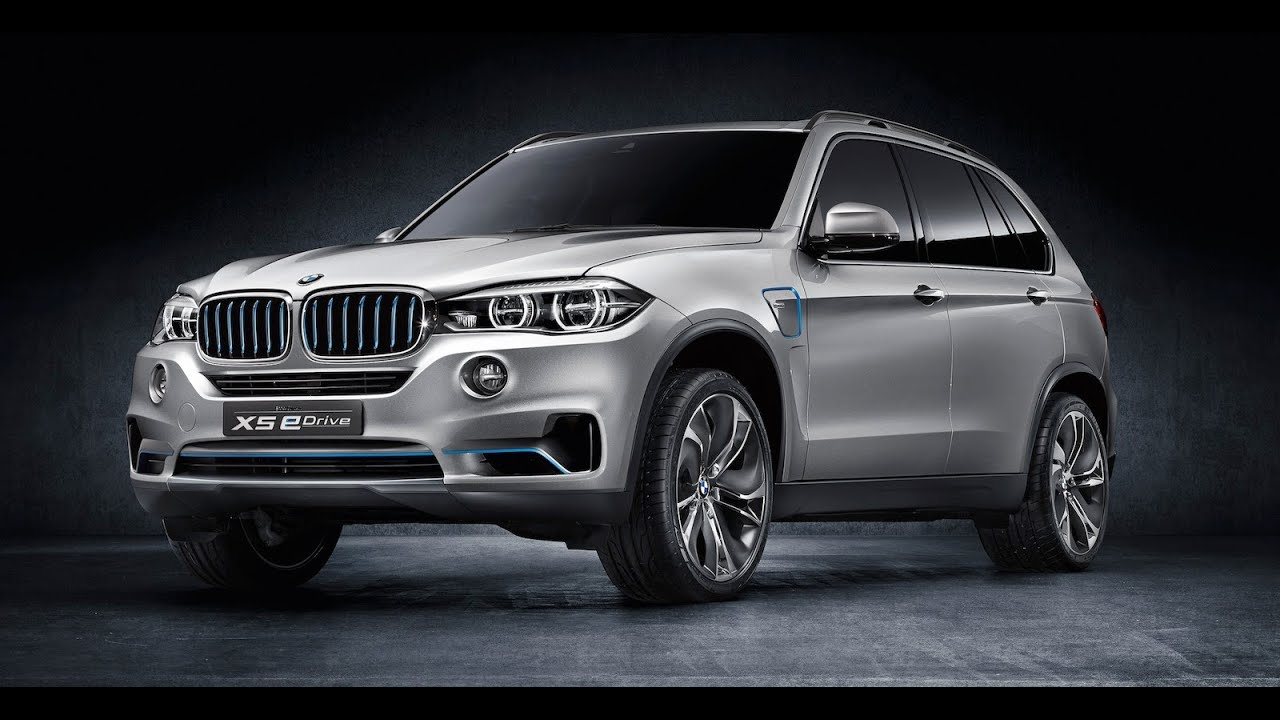 2017 Bmw X5 E Drive In Germany