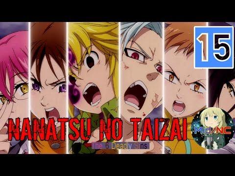 [NIGHTCORE] Nanatsu No Taizai - HOWLING