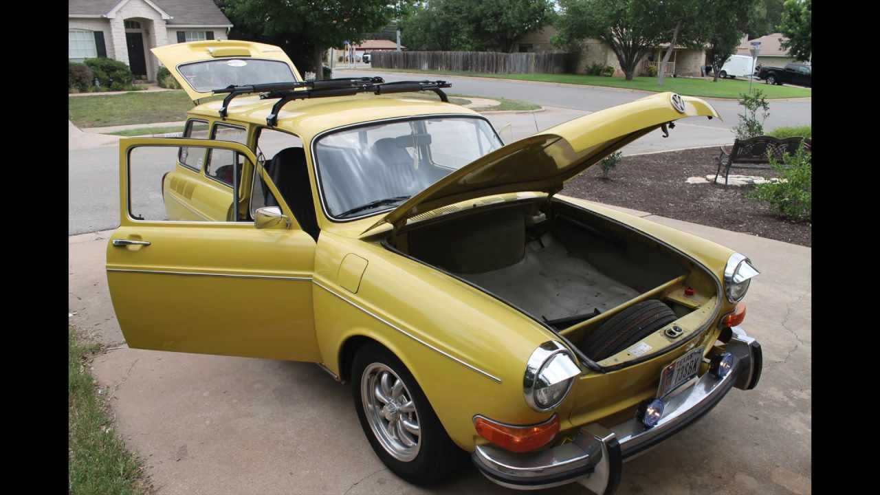 1973 VW Type 3 For Sale